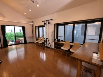 スタジオ1 - 撮影・配信スタジオ 2Fレンタル撮影・配信スタジオの室内の写真