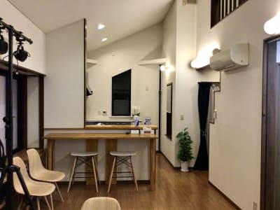 2Fリビング5 - 撮影・配信スタジオ ハウススタジオの室内の写真