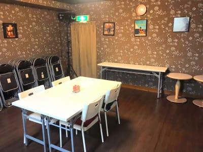 フローラカルチャークラブ レンタルスペースの室内の写真