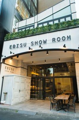 EBISU SHOW ROOM テレワークシートB(ソファー席)の外観の写真