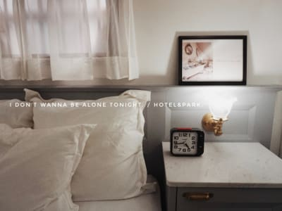 HOTEL&PARK. レンタルサロン/スペースの室内の写真