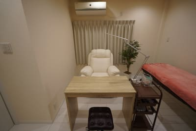 Parfait-lash  レンタルサロンの室内の写真