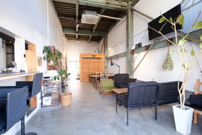 スタジオヒュッテ N4 STUDIO 1Fの室内の写真
