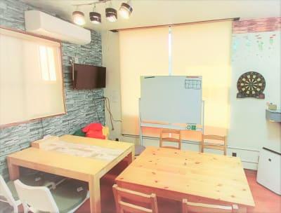 CraftersField 多目的レンタルスペースの室内の写真
