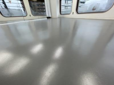 床材はPリューム(リノリウム代用)を利用 - レンタルスタジオ国立リノ 国立サニービルの室内の写真