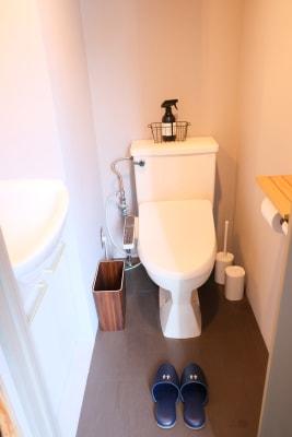 トイレ(男女兼用) - レンタルスタジオ「サンク」 多目的スタジオの設備の写真