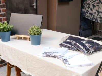販売例(衣服) - ゲストハウス神戸なでしこ屋 神戸南京町の中心部!販売スペースのその他の写真
