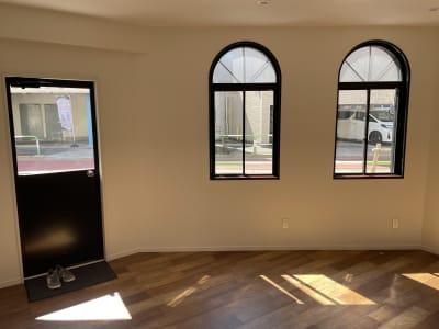 日差しが入り、心地の良い空間です。  - レンタルスタジオ オルカ駒込 レンタルスタジオの室内の写真