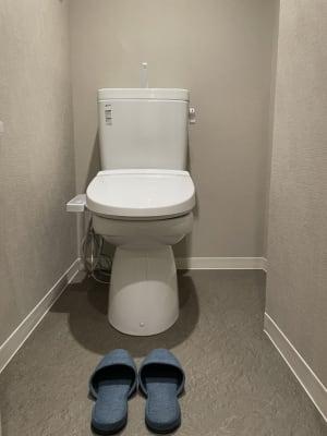 トイレも新品同様で安心してご利用いただけます。 - レンタルスタジオ オルカ駒込 レンタルスタジオの室内の写真