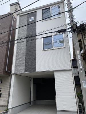 S&Eスタジオ 新築2LDK戸建てスペース貸の外観の写真