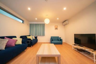 S&Eスタジオ 新築2LDK戸建てスペース貸の室内の写真