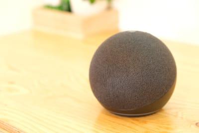 Echo Dot 第4世代スピーカー(bluetooth接続可) - レンタルスタジオ「サンク」 多目的スタジオの設備の写真