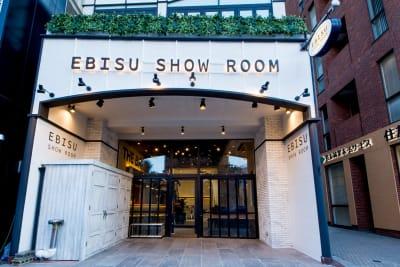 EBISU SHOW ROOM テレワークシートE(カウンター席の外観の写真