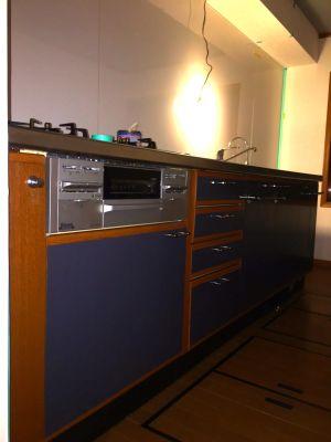 sessy88  庭のある部屋キッチンスタジオ併設の設備の写真