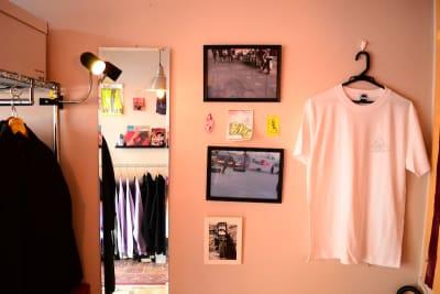 bums tokyo 店舗(セレクトショップ)の室内の写真