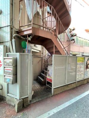 COCODE阿佐ヶ谷 【5階】レンタル会議室 の入口の写真