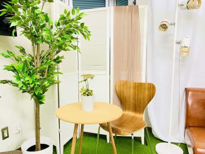 スペースNear‗B館 &MOKUの室内の写真