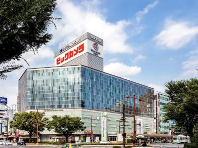 ダイワロイネットホテル岡山駅前 会議室の外観の写真