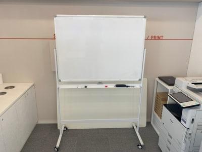 オフィスパーク 六本木コークス オープンフロアスペースの設備の写真