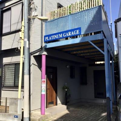 スペース入り口  - 撮影・配信スタジオ 2Fレンタルスペースの入口の写真