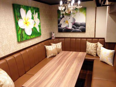パセラ珈琲店 南池袋 店舗全体の設備の写真