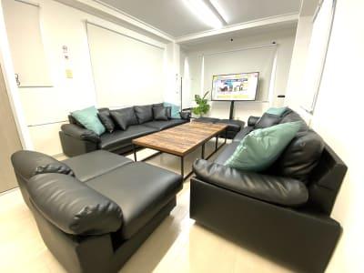 カラメル渋谷新南口2号店 会議室・応接室・パーティスペースの室内の写真