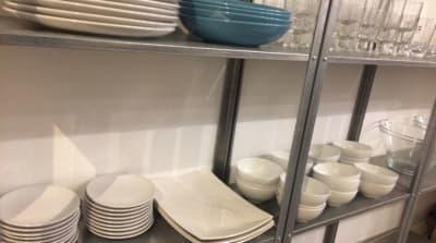 食器類 - 猪股ビル マティーズキッチンの室内の写真
