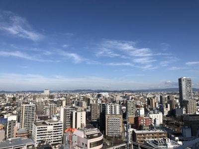 名古屋市内 - ホテル メルパルク名古屋 地上14階建ての屋上ヘリポートの室内の写真