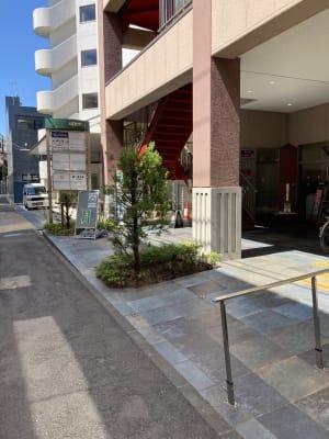 駅から徒歩スグ - ブリアサロン用賀駅 南口徒歩1分 (電子ピアノ)WIFI有の外観の写真
