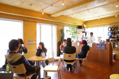 2階が受付、ロビーです。 - スタジオパックス 南浦和店 K4スタジオのその他の写真