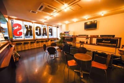 ラウンジです。 - スタジオパックス 船橋店 テレワーク用の防音スペースのその他の写真