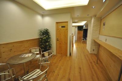 ラウンジです。 - スタジオパックス 新松戸店 テレワーク用の防音スペースのその他の写真