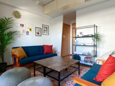 The Room aurincoの室内の写真