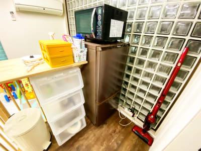キッズスペース - レンタルルーム アンファン キッズスペース付レンタルスペースの室内の写真