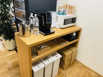 GOODOFFICE有楽町 会議室1(完全個室)の設備の写真