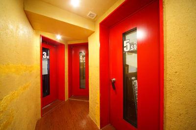 廊下です。 - スタジオパックス 南浦和店 K4スタジオのその他の写真