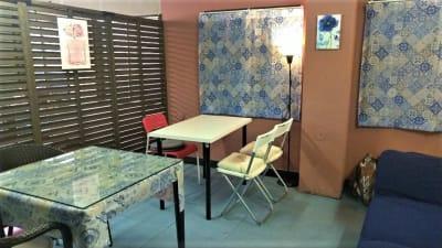 占い処 築地よすが庵 フリースペースの室内の写真