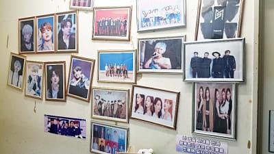 3階、玄関前です KPOPスタジオ - KPOPダンススタジオFANCY JR三宮駅から徒歩5分/多目的の入口の写真