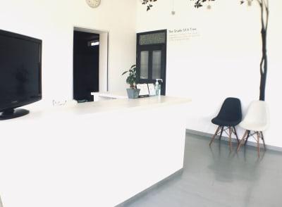 レンタルサロン アイリー シェアベッド(半個室タイプB)の入口の写真
