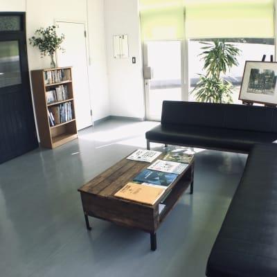 待合室(共用スペース) - レンタルサロン アイリー シェアベッド(半個室タイプB)のその他の写真
