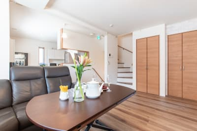 西日暮里スタジオ 新築3階3LDKスペース貸の室内の写真