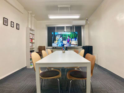 【神田 HB会議室】 ★昭和レトロで機能的な多目的空間の室内の写真