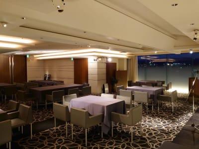 6階 最上階3面ガラス張りの会場 - VICEO(ビセオ) 多目的スペースVICEOの室内の写真