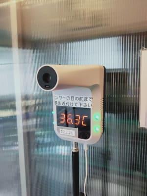 中野 02号室 モニター付きのレンタルスペースの室内の写真
