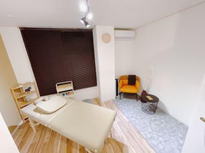 内装にこだわった清潔感のある空間です♪ - レンタルサロンSpace of  レンタルサロンSpace ofの室内の写真