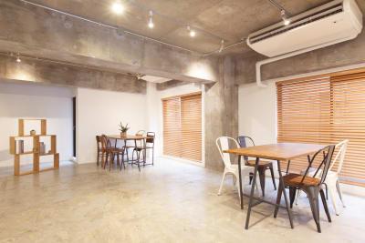 原宿店 -ROADSIDE- 会議・セミナー・スチール撮影の室内の写真