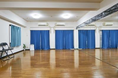 フローリング仕様です。 - レンタルスタジオアルル上本町の室内の写真