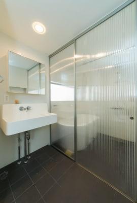 バスルームスペース - 代々木公園Yハウス レンタル撮影スタジオの室内の写真