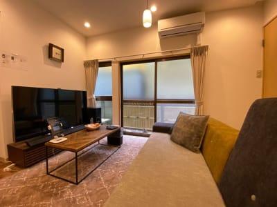 三田ゲストハウス 三田1LDKハウススタジオの室内の写真