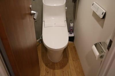 トイレです。 - 千駄ヶ谷サロン レンタルサロンの室内の写真